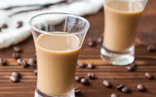 Кофейный ликер своими руками