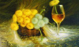 Вино из одуванчиков: рецепт приготовления в домашних условиях