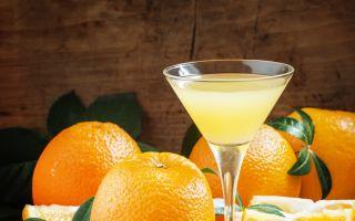 Готовим апельсиновую настойку в домашних условиях