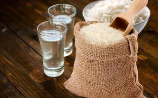 Брага из риса для самогона