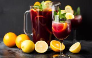 Вино сангрия: рецепты в домашних условиях