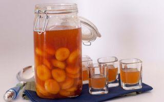 Наливки и настойки из абрикоса
