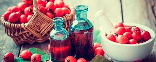 Настойка из боярышника на водке: рецепт из свежих ягод и не только