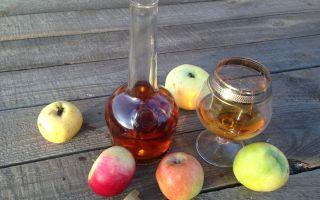 Кальвадос из яблок в домашних условиях: простой рецепт