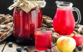 Делаем вино из старого или забродившего компота