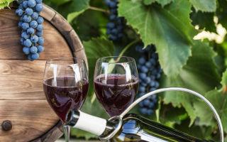 Винные (технические) сорта винограда
