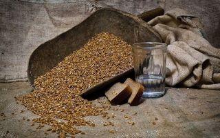 Рецепт приготовления хлебного самогона в домашних условиях