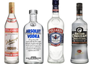 водка из спирта