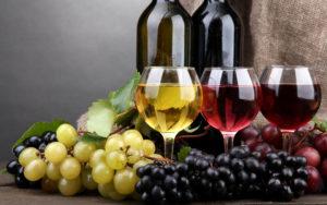 вино из вингограда