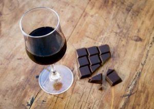 шоколадный коньяк