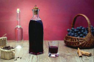 виноградный ликер